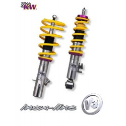 KW Variant 3 Coilovers - Civic 8th Generation Type R