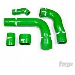 Forge Silicone Boost Hoses - Focus RS Mk2