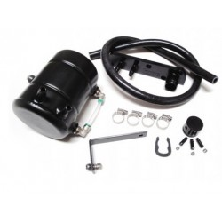 Forge Oil Catch Tank System for 2.0 Litre FSi Vehicles without a Charcoal Filter Installed - Golf GTI Mk5