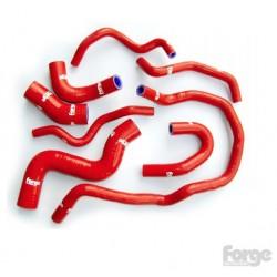 Forge Silicone Coolant Hose Kit - Golf GTI Mk5