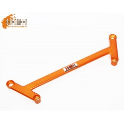 Summit Lower front middle 4 point chassis to subframe brace - Focus RS / ST Mk2