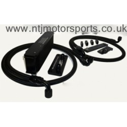 AS Remote oil cooler kit - Top grill mounted - Focus RS Mk2