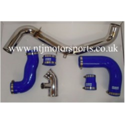 AS Stainless 2.5 inch Big Boost Pipe Upgrade - Focus RS Mk2