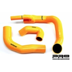 Pro Hose Silicon Boost Hose Kit upgrade - with or without dump valve outlet - Focus ST Mk3