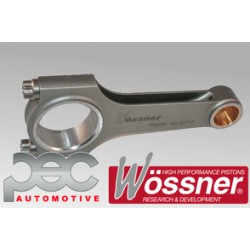 Wossner Steel Connecting Rods - Citroen C2 VTS / Peugeot 206 XS 1.6 16v TU5JP4