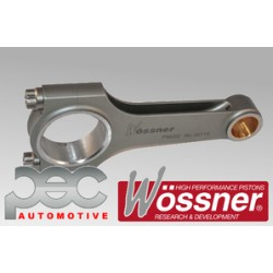 Wossner Steel Connecting Rods - Renault 2.0 16v F4R / F7R & 1.8 16v F7P
